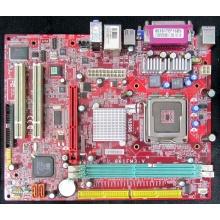 Материнская плата MSI MS-7142 K8MM-V socket 754 (Апрелевка)