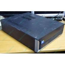 Компьютер Intel Core 2 Quad Q8400 (4x2.66GHz) /2Gb DDR3 /250Gb /ATX 250W Slim Desktop (Апрелевка)