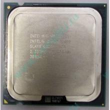 Процессор Intel Core 2 Duo E6550 (2x2.33GHz /4Mb /1333MHz) SLA9X socket 775 (Апрелевка)