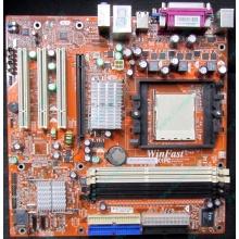 Материнская плата WinFast 6100K8MA-RS socket 939 (Апрелевка)
