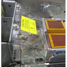 Прозрачная пластиковая крышка HP 337267-001 для подачи воздуха к CPU в ML370 G4 (Апрелевка)
