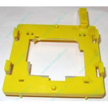 Жёлтый держатель-фиксатор HP 279681-001 для крепления CPU socket 604 к радиатору (Апрелевка)