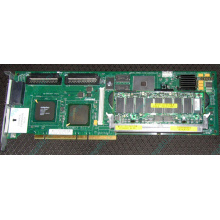 SCSI рейд-контроллер HP 171383-001 Smart Array 5300 128Mb cache PCI/PCI-X (SA-5300) - Апрелевка