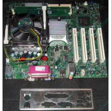 Комплект: плата Intel D845GLAD с процессором Intel Pentium-4 1.8GHz s.478 и памятью 512Mb DDR1 Б/У (Апрелевка)