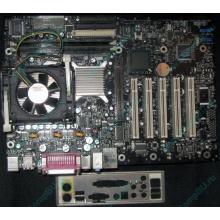 Материнская плата Intel D845PEBT2 (FireWire) с процессором Intel Pentium-4 2.4GHz s.478 и памятью 512Mb DDR1 Б/У (Апрелевка)