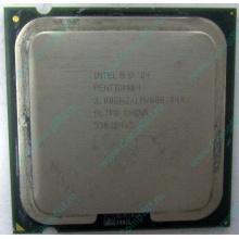 Процессор Intel Pentium-4 530J (3.0GHz /1Mb /800MHz /HT) SL7PU s.775 (Апрелевка)