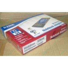 Wi-Fi адаптер D-Link AirPlusG DWL-G630 (PCMCIA) - Апрелевка