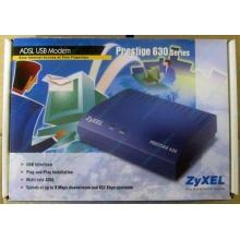 Внешний ADSL модем ZyXEL Prestige 630 EE (USB) - Апрелевка
